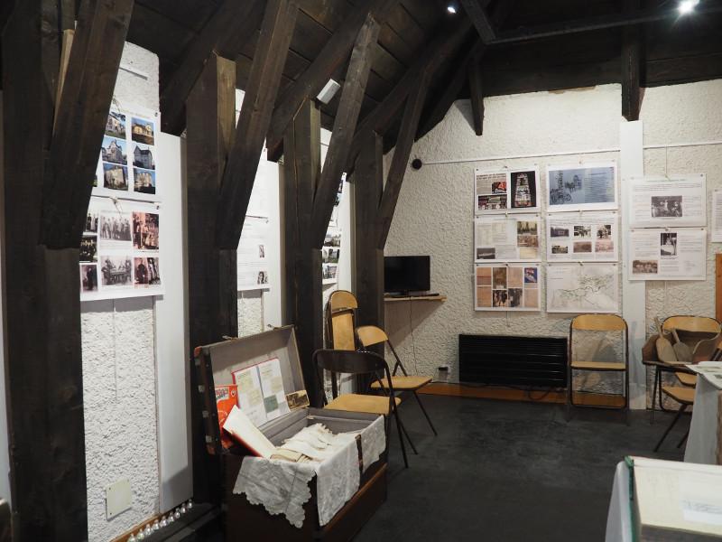 Musée marchands toiles