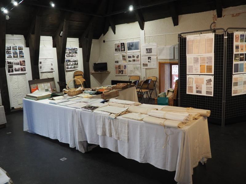 Musée des marchands de toiles