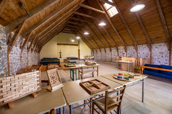 Salle de réception Cantal